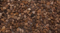Gravel - Natural Brown Aquarium / Pond 2 kg